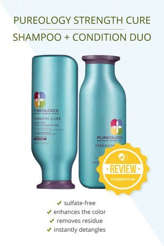 Strength Cure Shampoo Conditioner Duo By Pureology #shampooandconditioner #hairproducts
