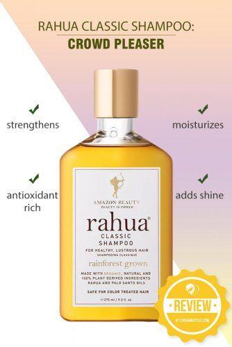 Rahua Classic Shampoo: Crowd Pleaser #shampoo #sulfatefreeshampoo