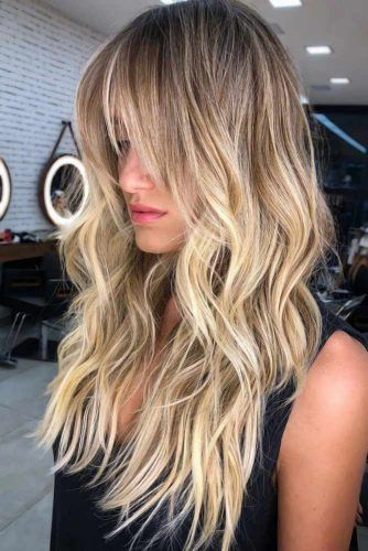Bronde Vs. Balayage: What's The Difference? #brondehair