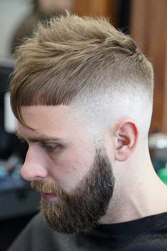 Faded Crop Haircut #fadehaircut #haircuts