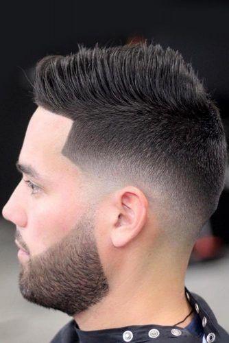Drop Fade Cool Haircuts For Men 78