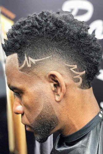 Mohawk Fade Hairstyle