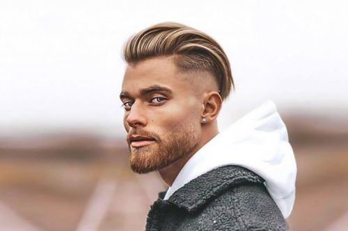 How to Add Definition to Your Unique Look with a Mens Fade Haircut