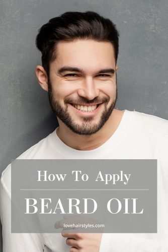 How To Apply Beard Oil The Right Way #beardoil #products