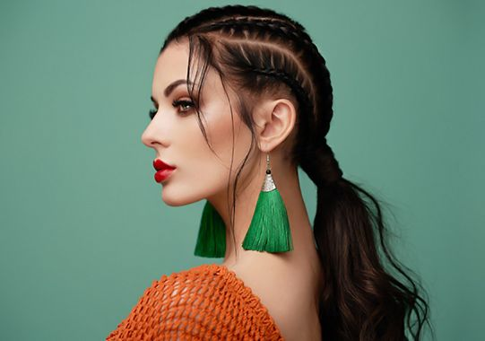 Inspiring Ideas For Braided Hairstyles