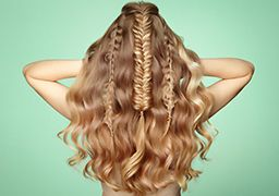 Glorious Ways To Style A Fishtail Braid