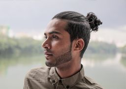 How To Get, Style And Sport Man Bun Hairstyle