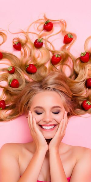 Fun And Flirty Shades Of Strawberry Blonde Hair