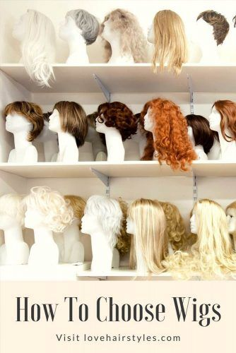 Choose Style & Color #wigs