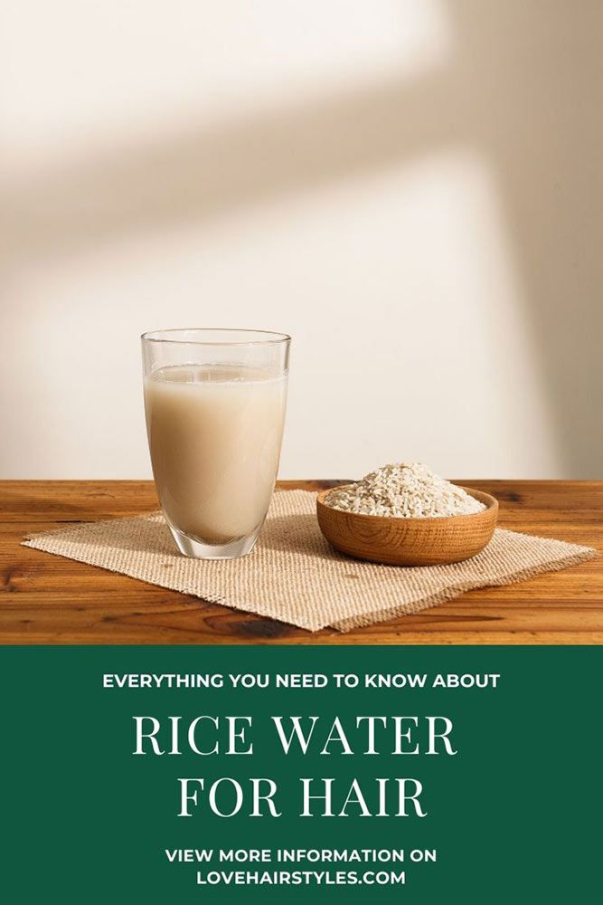 Everything You Need to Know About Rice Water for Hair #ricewater #ricewaterforhair