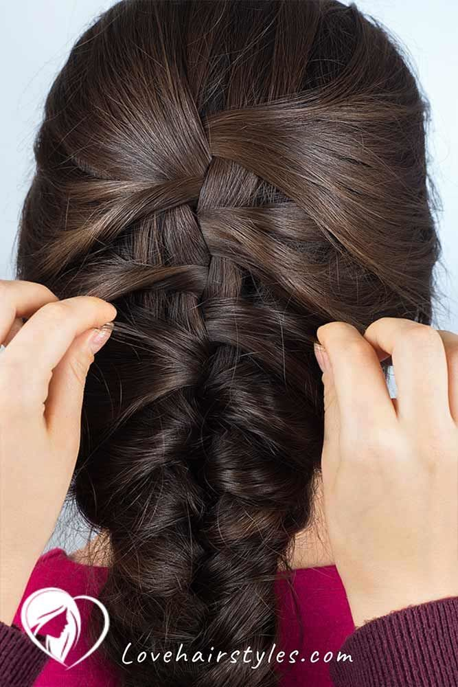 Mermaid Braid Photo #braids #mermaidbraid #hairtutorials