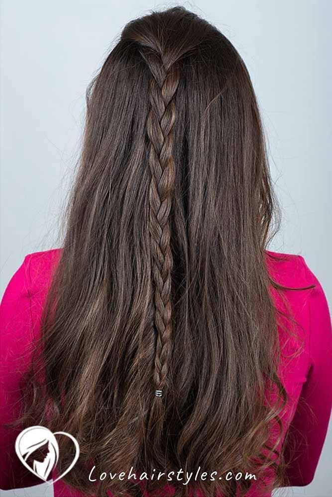 How To Do A Mermaid Braid Step By Step #braids #mermaidbraid #hairtutorials