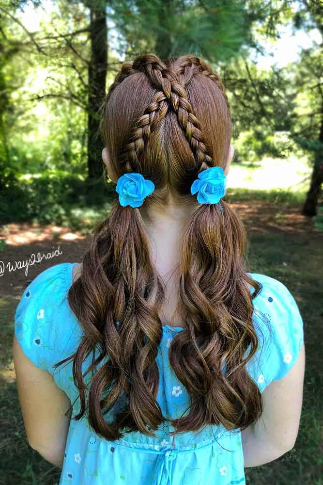 How Do You Do Ponytail Hair? Best Ideas For Pigtail Ponytails
