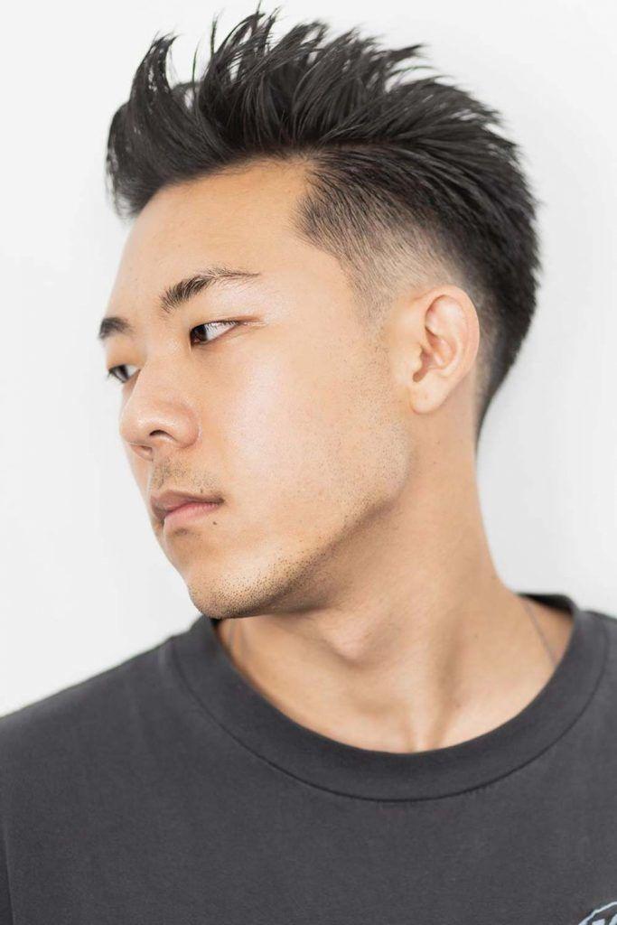 The Disconnected Korean Men Haircut #koreanmen #koreanhaircuts #koreanhairstyles