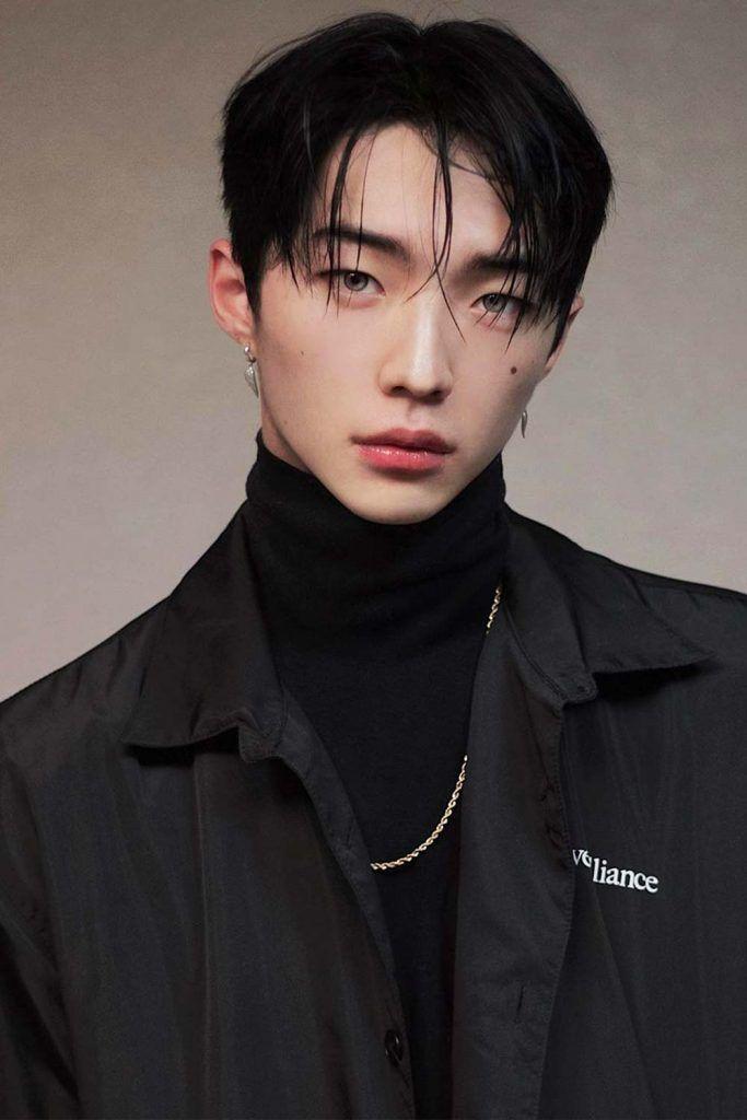 The Kang Ha Neul #koreanmen #koreanhaircuts #koreanhairstyles