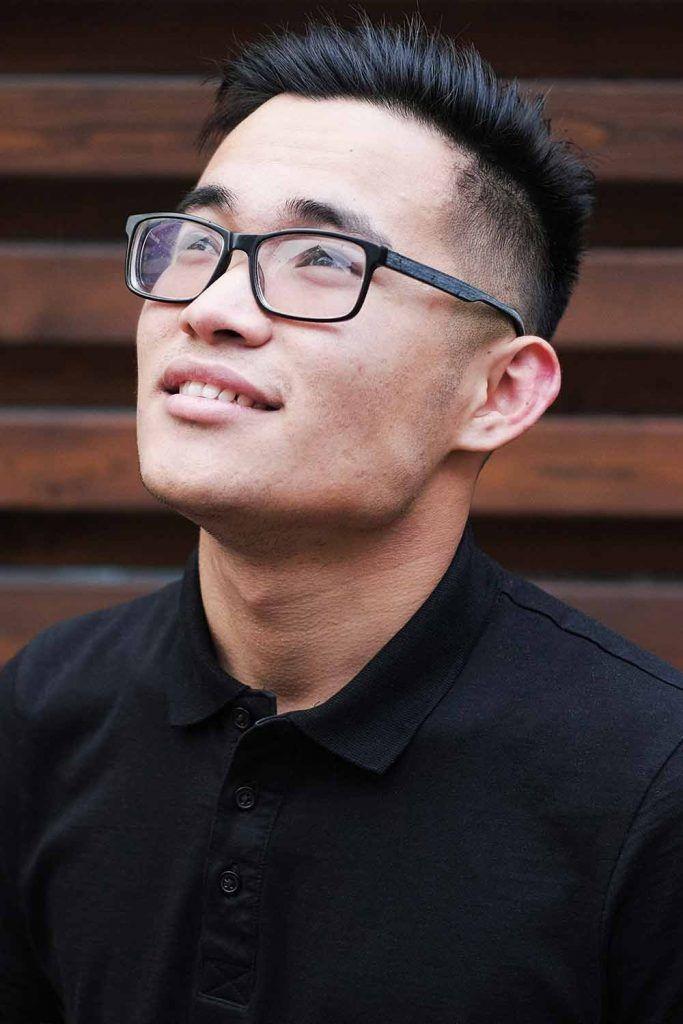 The Simple Korean Men Haircut #koreanmen #koreanhaircuts #koreanhairstyles