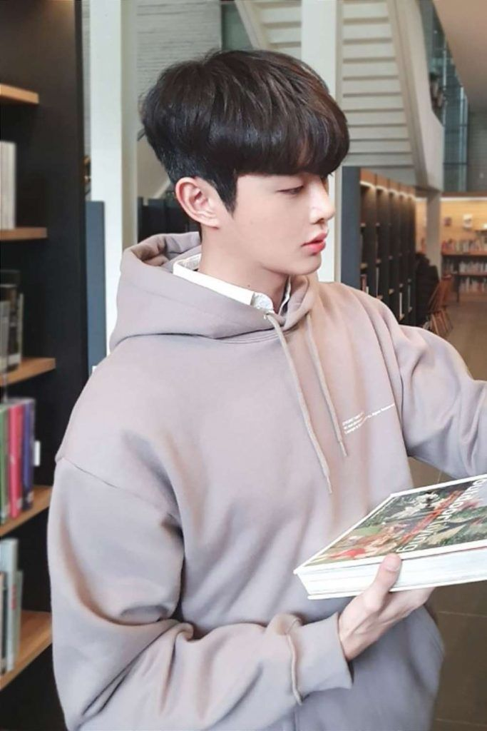 Two-Block Cut #koreanmen #koreanhaircuts #koreanhairstyles