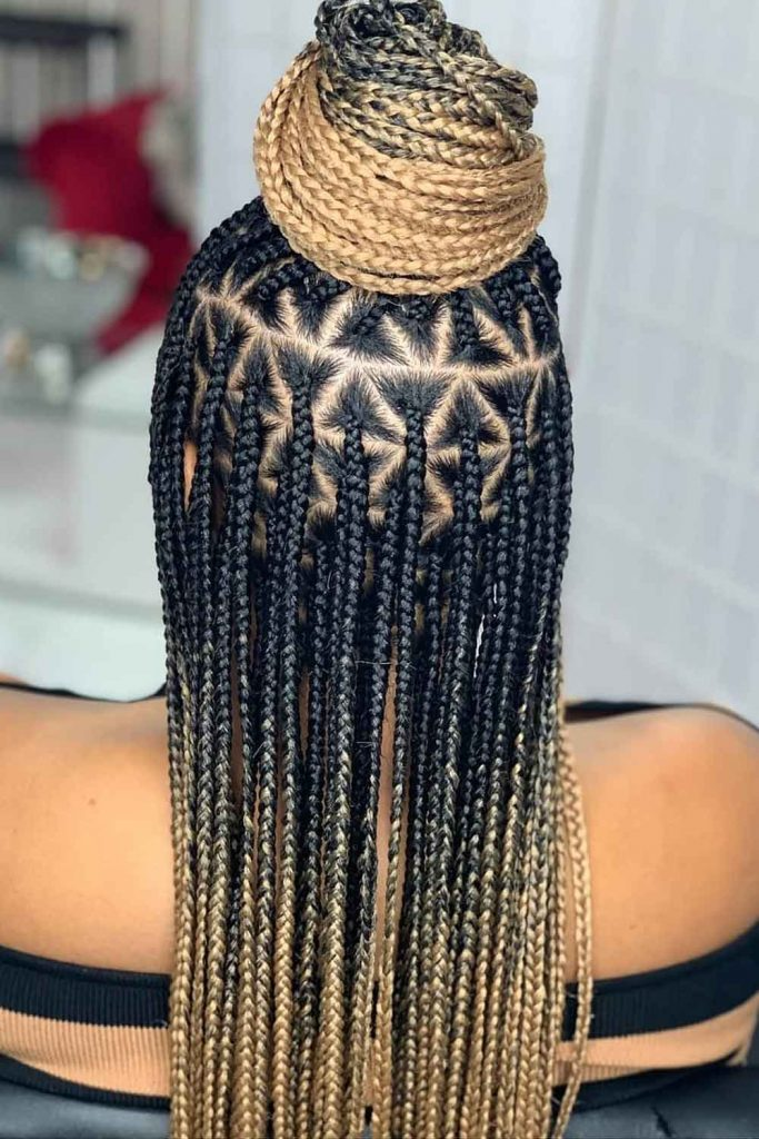Knotless Braids Taking Over Instagram What They Are