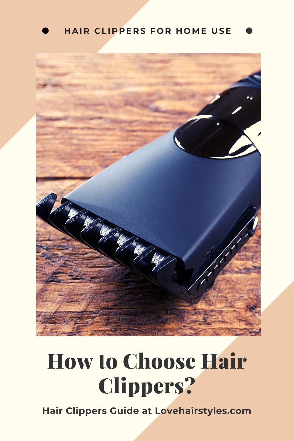 Things to consider before buying hair clippers