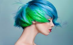 Refreshing Peekaboo Hair Ideas Spice Up Your Color and Keep It Healthy At Once