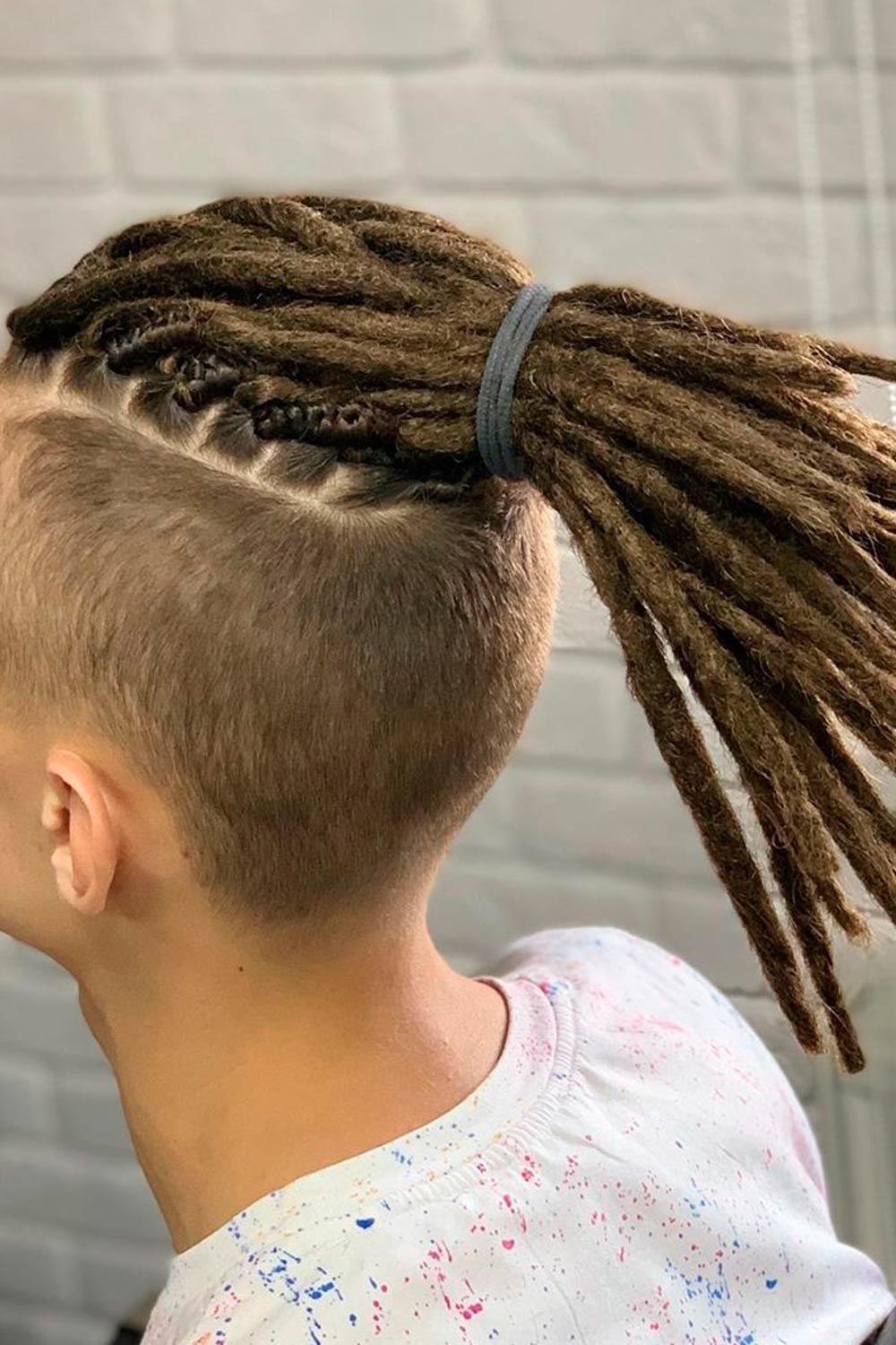 Dreads Styles and Braids For Men