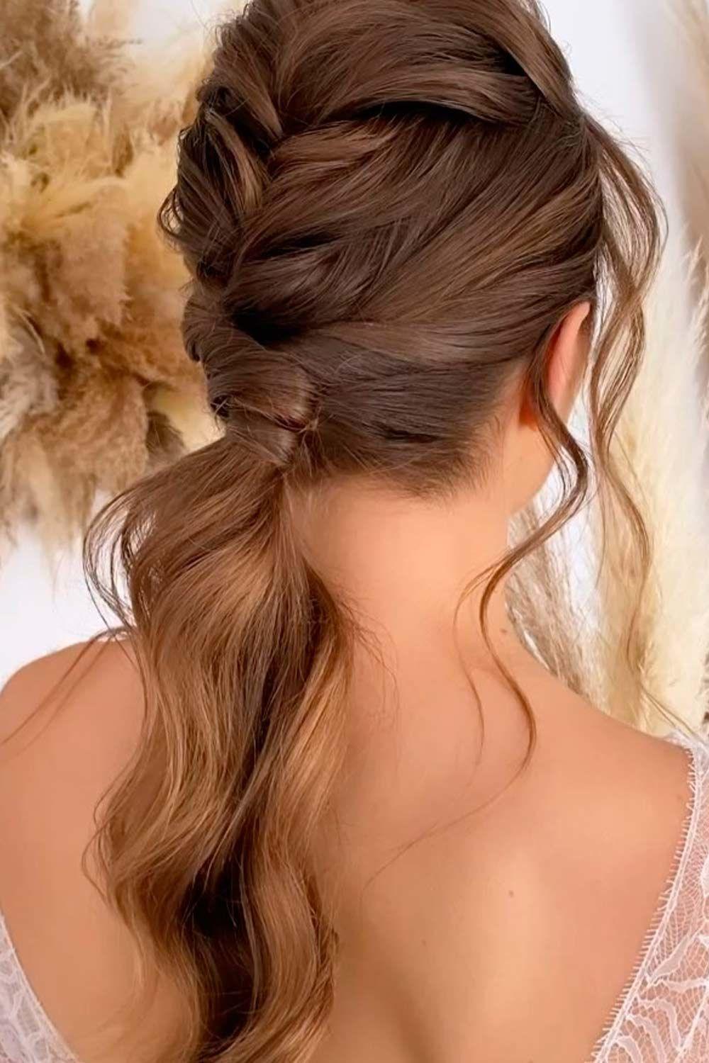 Ponytail With Braidstyle