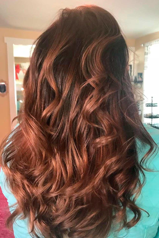 Golden Chestnut Brown