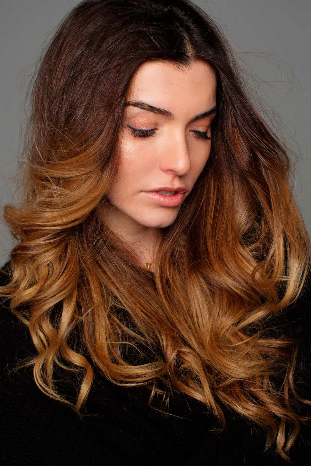 How To Take Care Of Golden Brown Hair