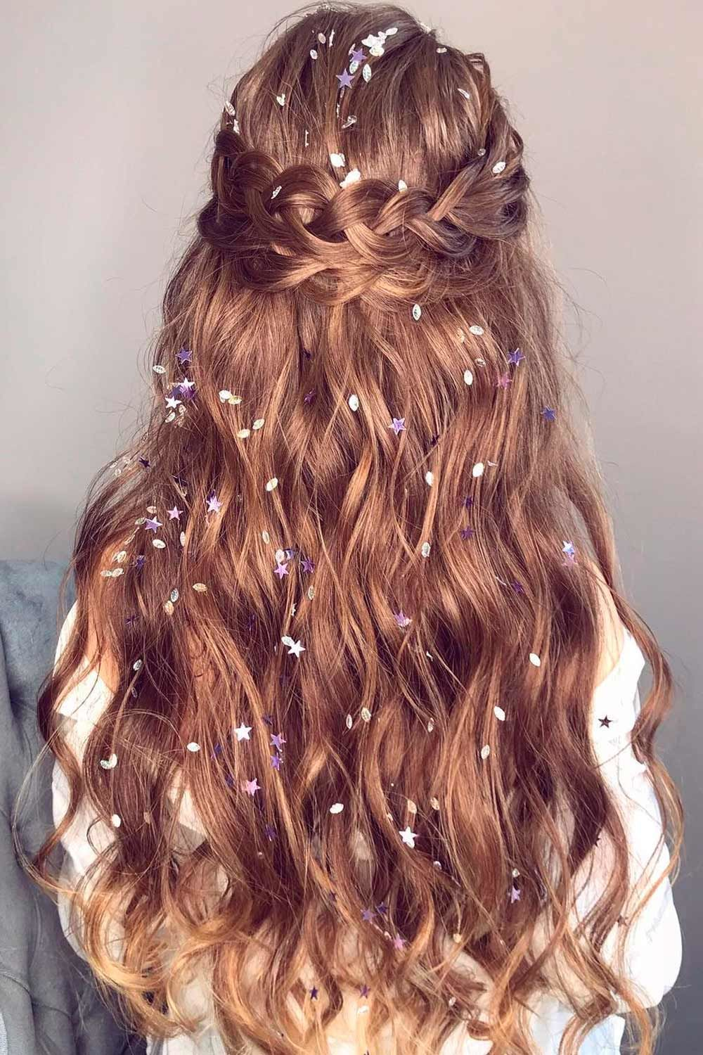 Crown French Braid Hairstyles