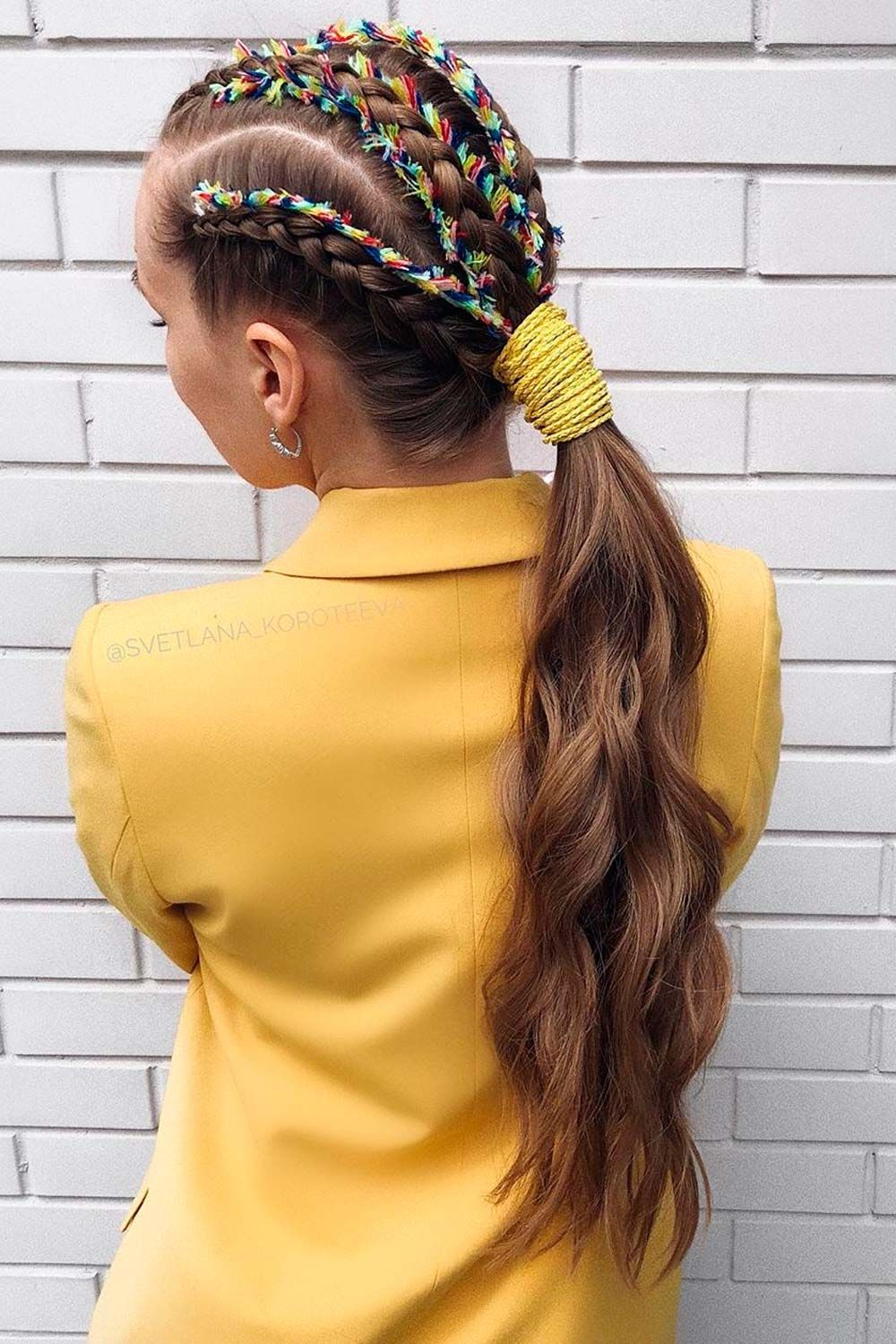 French Pigtail