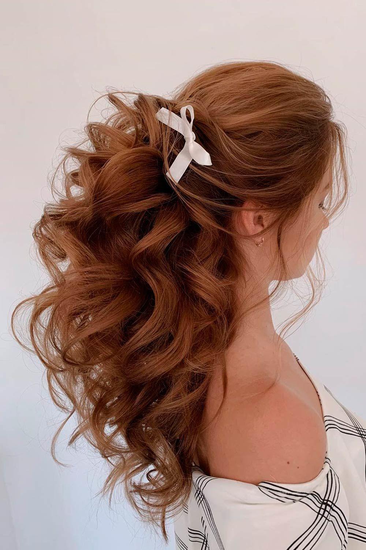 Exquisite Wedding Curls