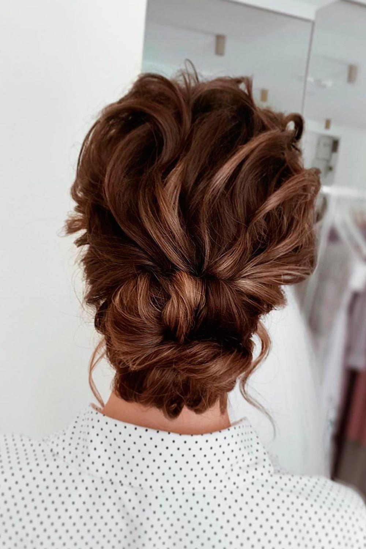 Hair Texture As The Main Detail