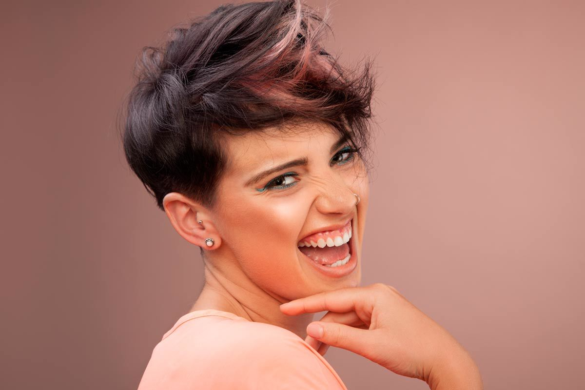 Fabulous Asymmetrical Pixie Cuts Difficult To Resist