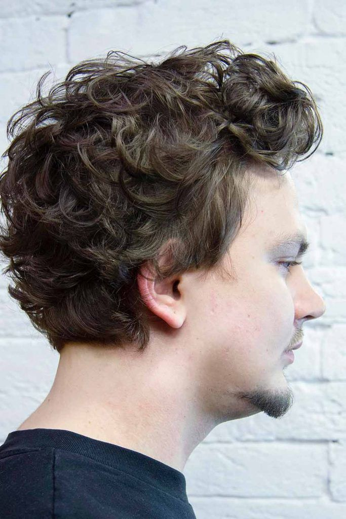 How To Get And Style Curly Hair Men Like To Sport Lovehairstyles Com