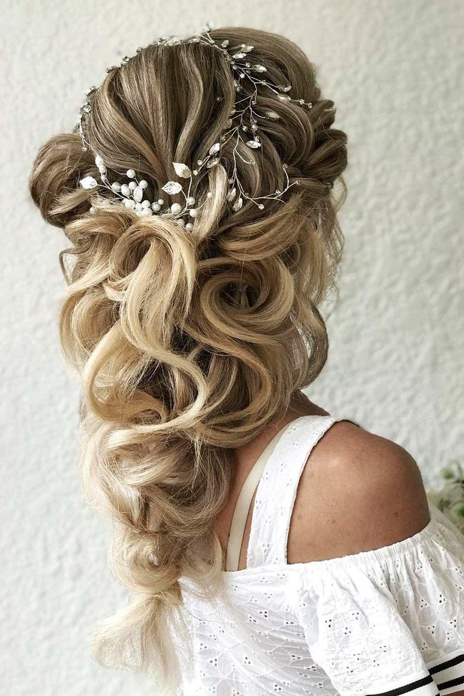 Half-Up Hair Ideas