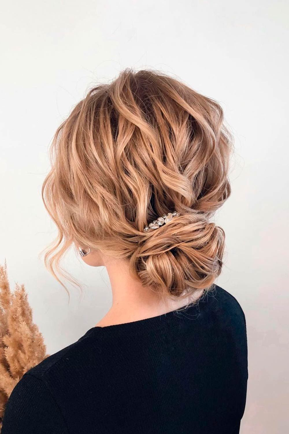 Quick Holiday Updo