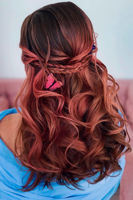 Butterflies Accessories for Hair
