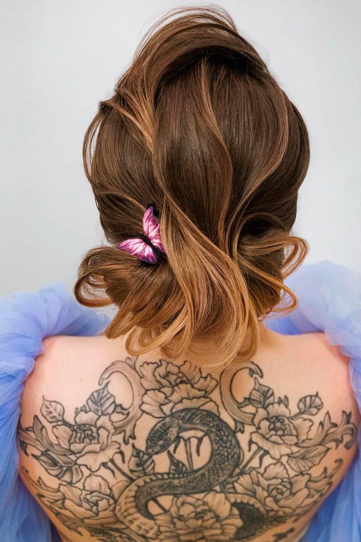 Butterflies Hair Accessories