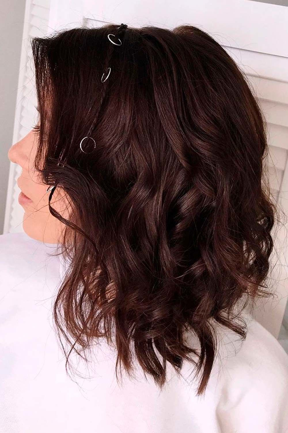 Accessorized Hairstyles For Christmas Party