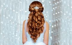 Gorgeous Christmas Half Up Half Down Hairstyles For Long Hair