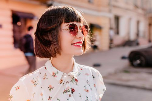 Try New Short Bob Hairstyles This Season