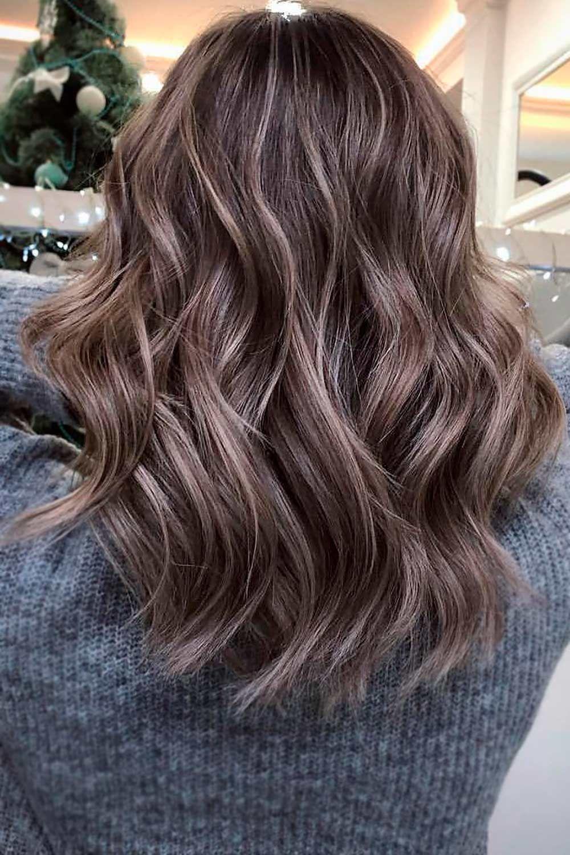 Dark Ash Brown Hair, dark ash blonde on brown hair, medium ash blonde on brown hair, ash toner for brown hair