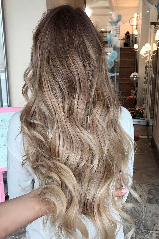 Beautiful Ash Brown Hair Ideas For Long Hair, ash brown hair dye, light ash brown hair, dark ash brown hair