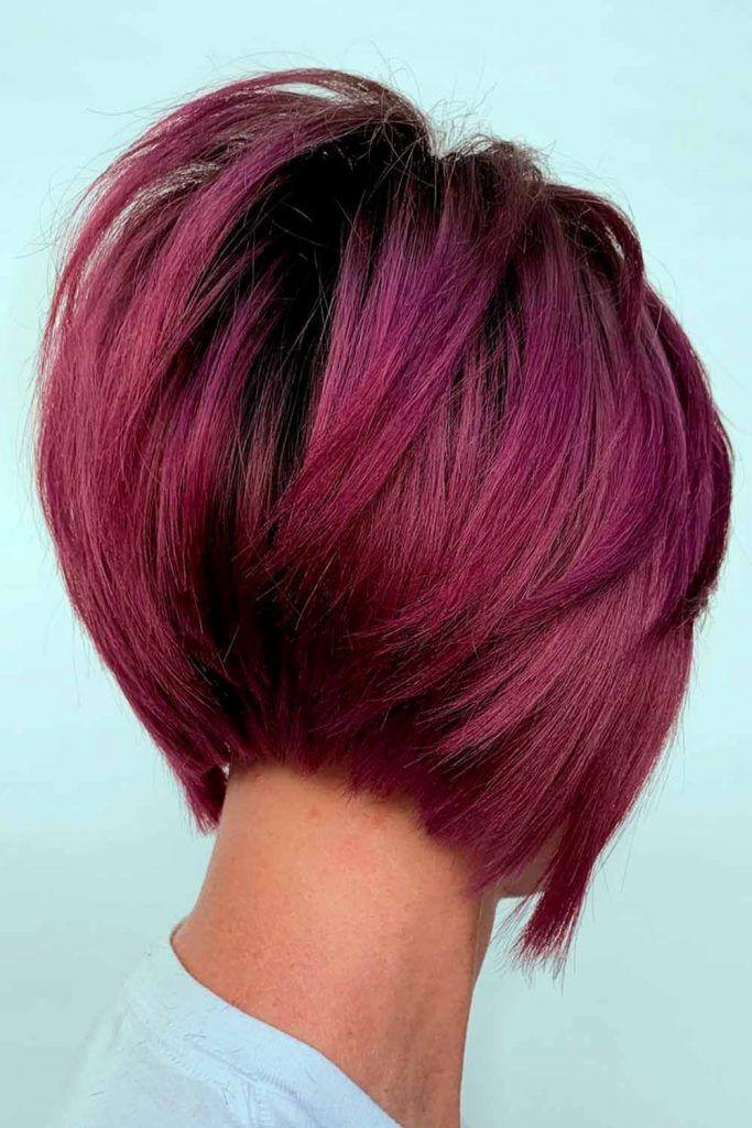 Violet Red Purple Hair, red violet hair dye, violet red hair, red violet hair color, red violet hair