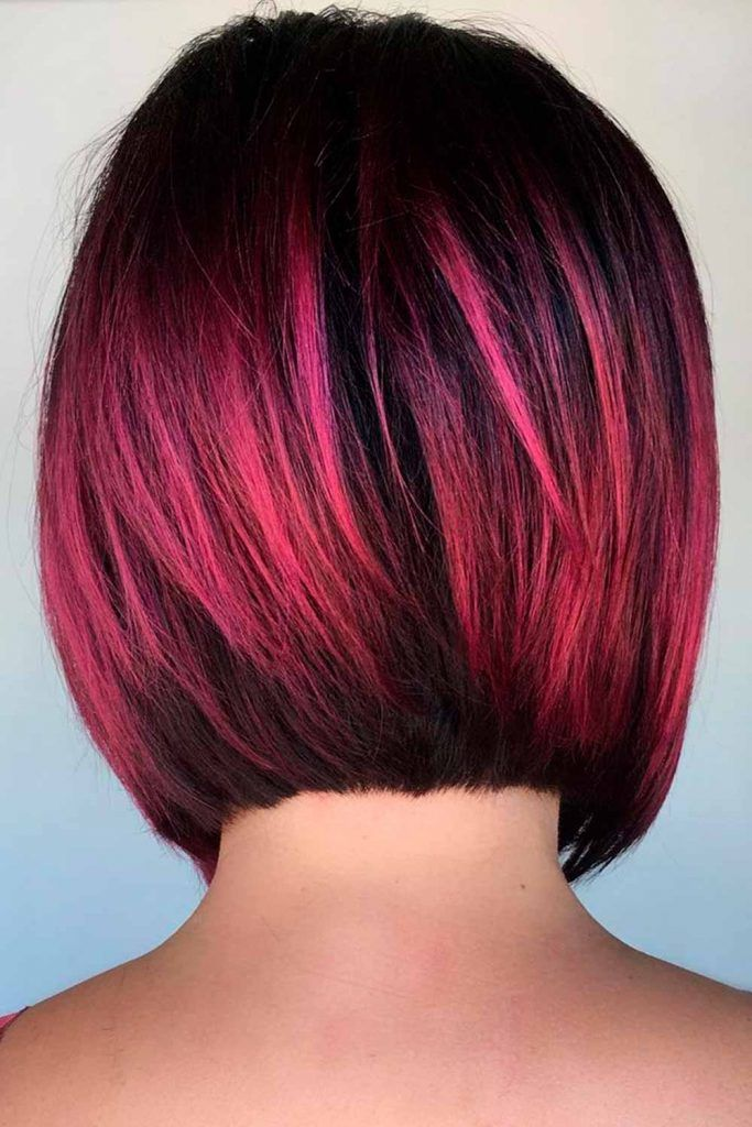 Black To Red Purple Ombre, dark red and purple hair, red and purple hair color, red and purple hair colors, red violet hair color