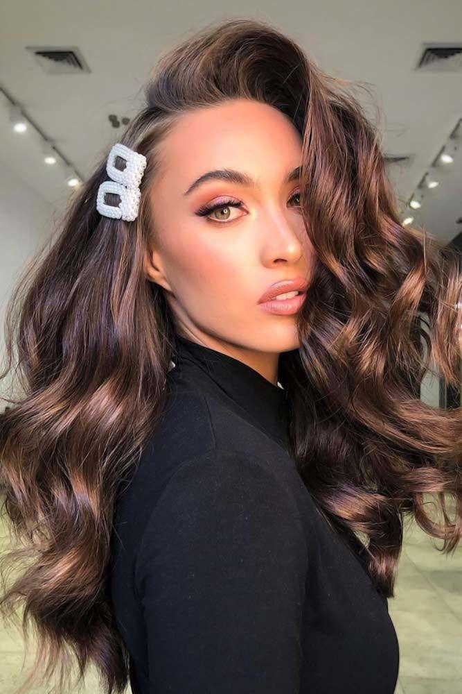 Dark Brown Copper #brownhair #brunette