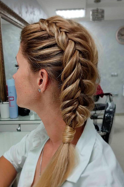 Side Dutch Braid Styles, dutch braid styles, dutch braid your own hair, dutch braid updo