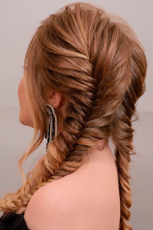 Dutch Fishtail Braid, how to dutch fishtail braid, dutch infinity braid, side dutch braid