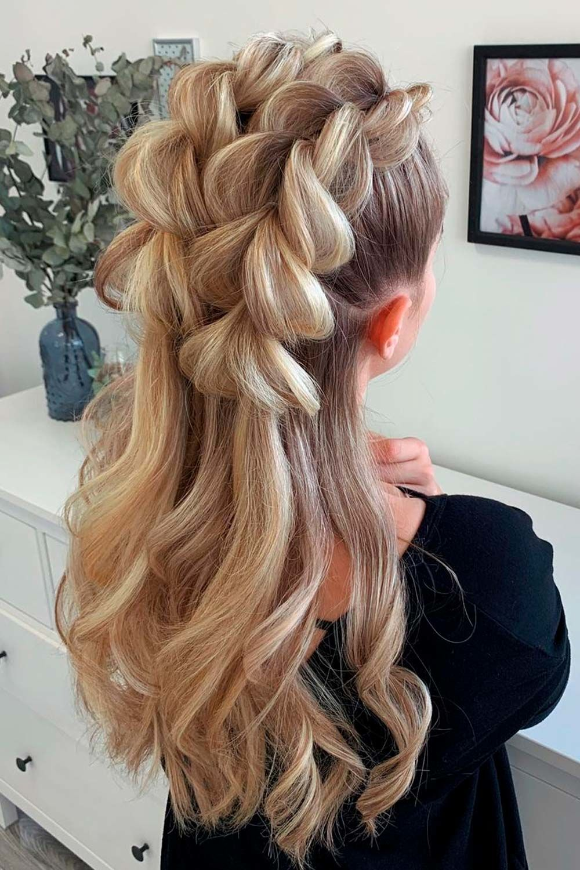 Dutch Pigtail Braids, dutch braid hairstyles, dutch braid pigtails, dutch braid crown