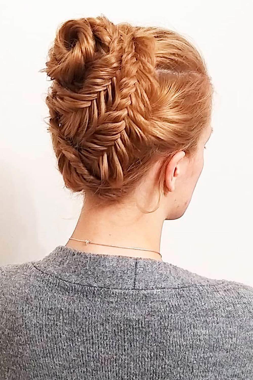 Dutch Fishtail Braid, how to do a dutch fishtail braid, french braid vs dutch, dutch french braid